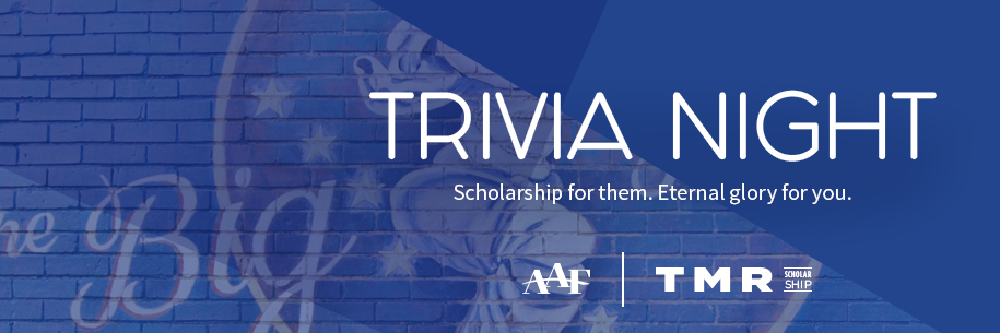 TMR Scholarship Trivia Night