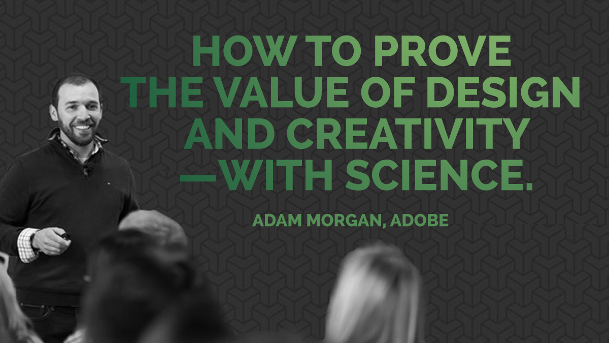 How to prove the value of design and creativity—with science.
