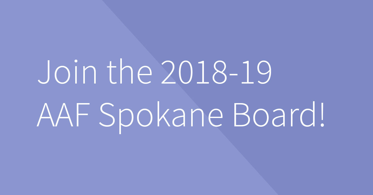 Accepting Applications for 2018-2019 Board!