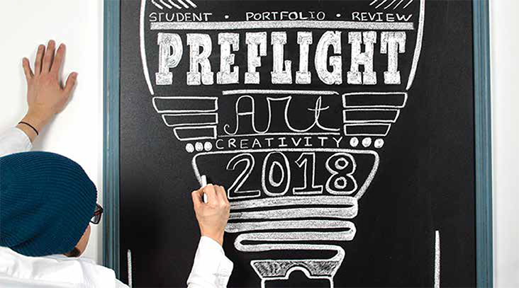 PreFlight Student Portfolio Review 2018