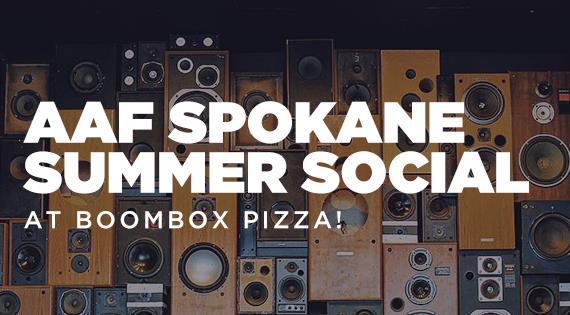 AAF Spokane Summer Social