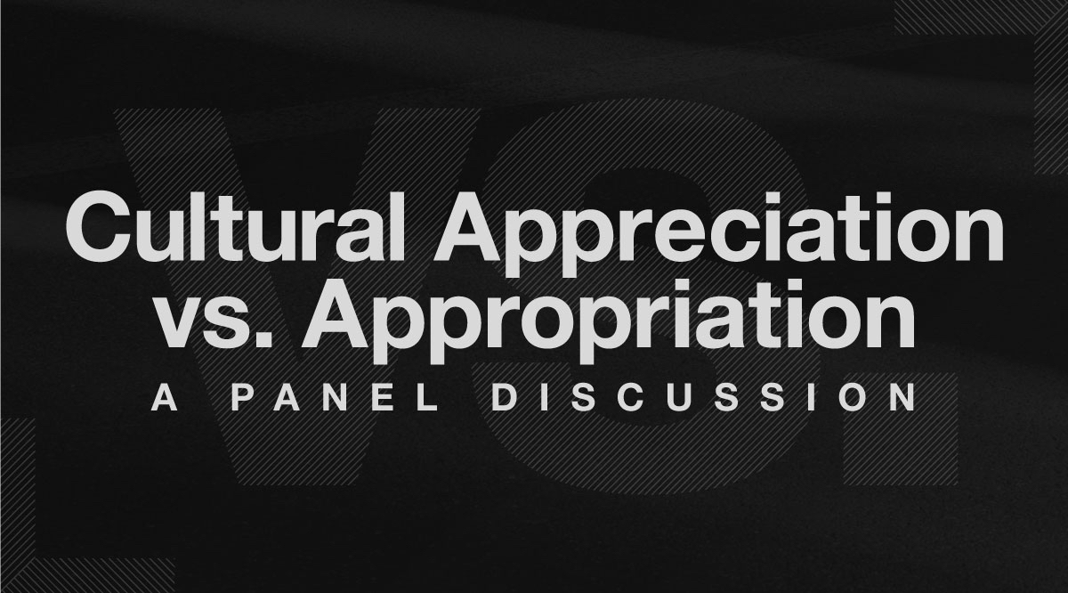 Cultural Appreciation vs. Appropriation & its effects/implications in marketing & design