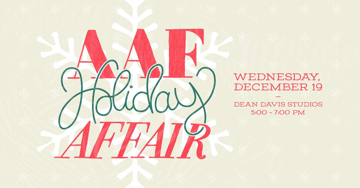AAF Holiday Affair