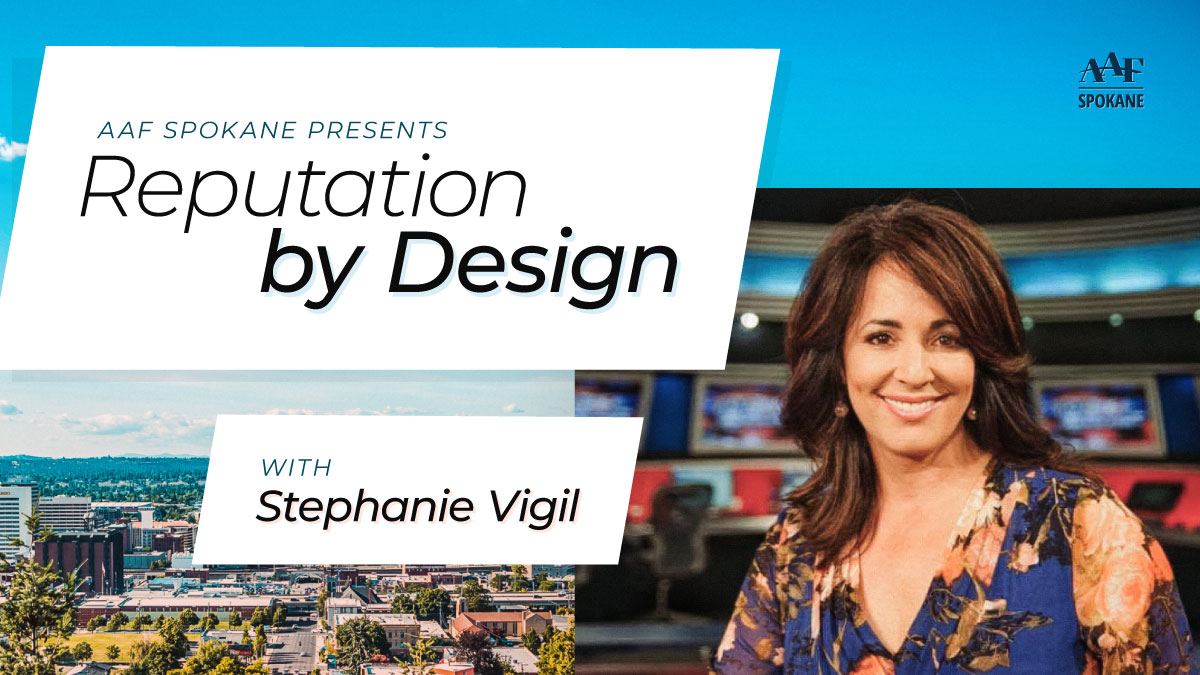 Reputation by Design with KHQ's Stephanie Vigil