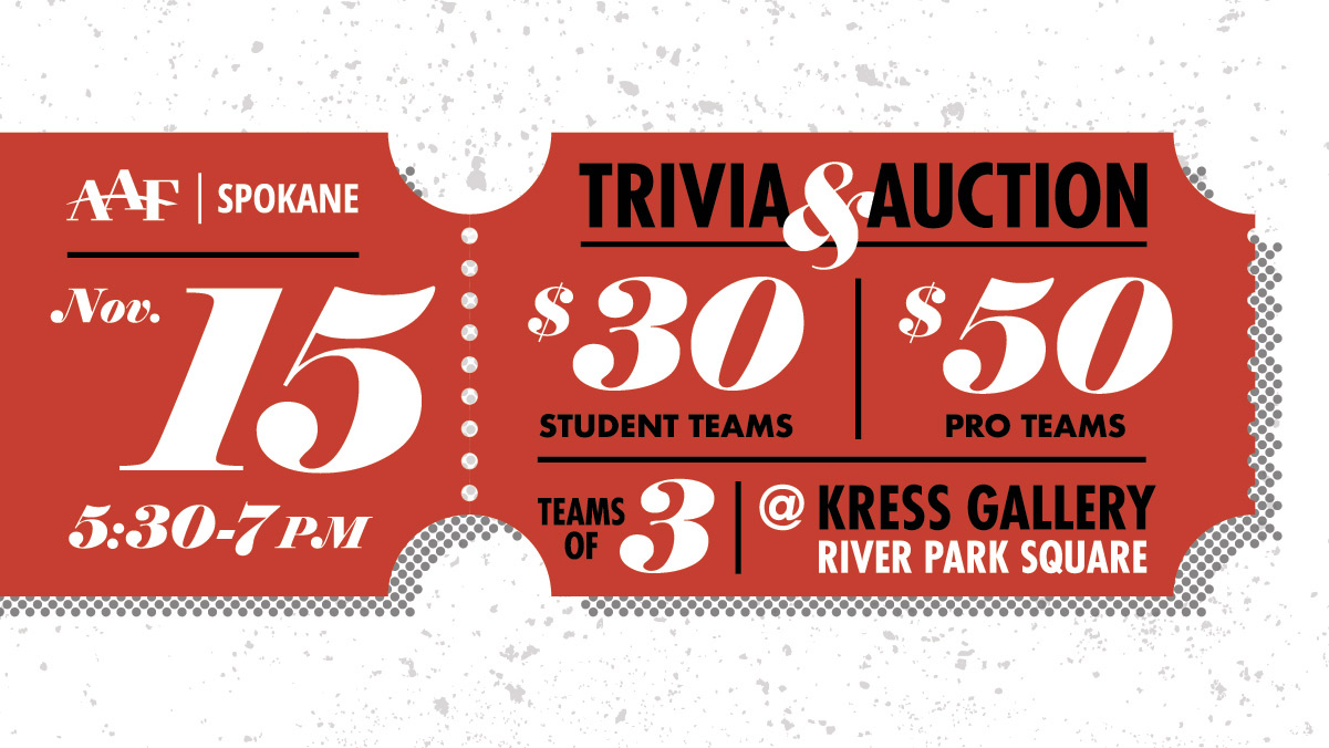 2019 TMR Scholarship Fundraiser – Trivia Night & Auction