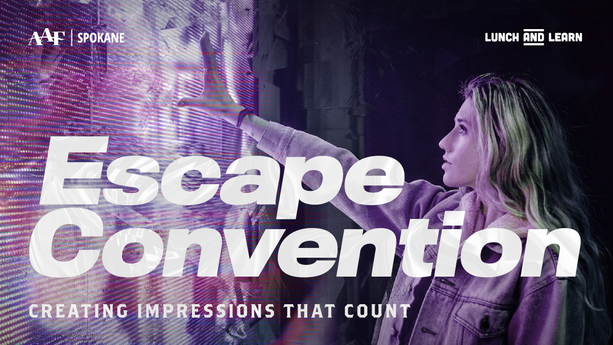 Escape Convention – Creating Impressions That Count